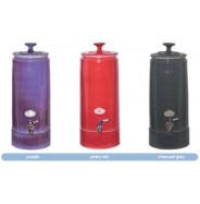 Ultra Slim Gravity Water Filter, 10 litre. Variety of colours in store only.